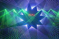 形状各异激光
