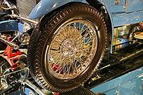 布加迪T38A老爷车车轮