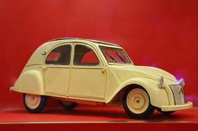 法国雪铁龙汽车模型