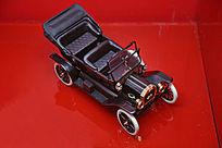 老爷车英国劳斯莱斯汽车模型