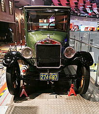 美国福特T型老爷车