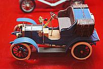 美国福特一号老爷车模型