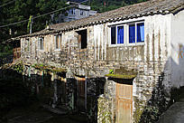古村石头屋