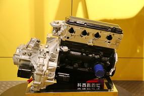 科西嘉四缸发动机