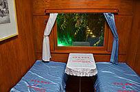 老苏联火车卧铺
