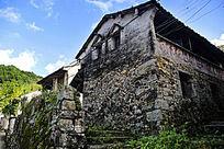 古村石头老屋