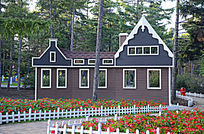 花园欧式房子