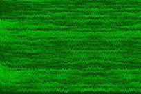 绿色草地纹饰
