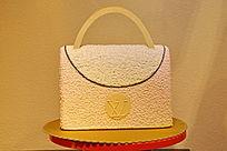 女士手提包蛋糕