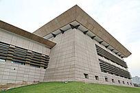 山西省博物院大楼外景