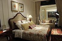 室内设计床