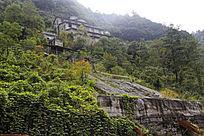 大山上畲族村