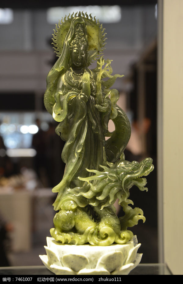 玉雕植物动物图片
