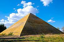 埃及金字塔微缩景观