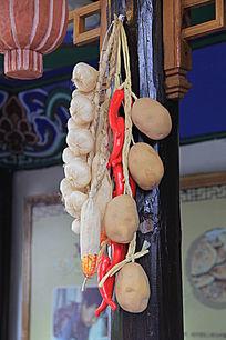 葱头和土豆