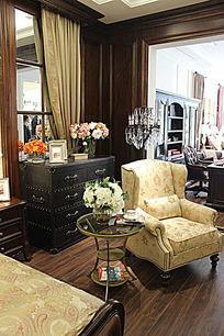 时尚室内家具沙发