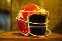 铁艺摩托车头盔模型