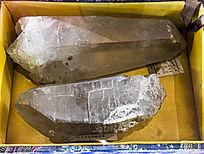 朱德同志珍藏的地质标本