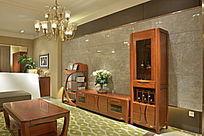 茶几书架柜装饰柜