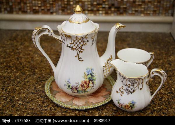 复古欧式茶具