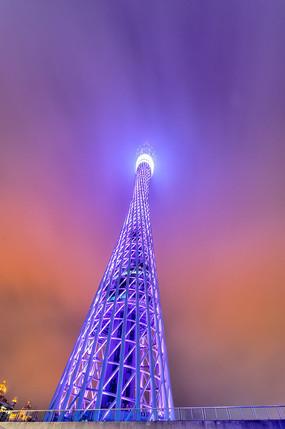 广州地标电视塔