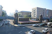 哈尔滨工业大学校门