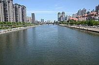 海河建筑群