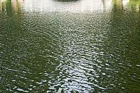 水面倒影波纹肌理素材