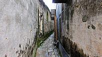古朴的宏村小巷