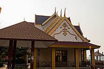 泰式建筑木屋
