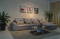 文雅高贵沙发