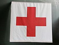 红十字会旗帜