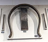 双螭龙纹靠背板
