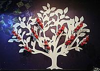 红十字许愿树