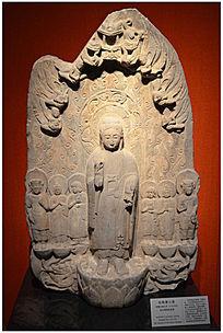 西魏大统九年弥勒菩萨像