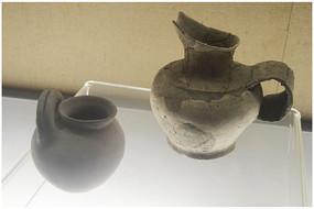 原始社会陶壶