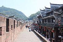 凤凰古城城墙