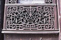 古代窗户镂空雕刻图案