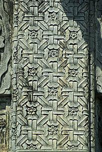 古代石雕装饰图案