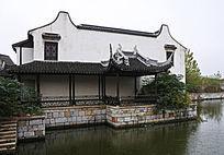 江南水乡的房子