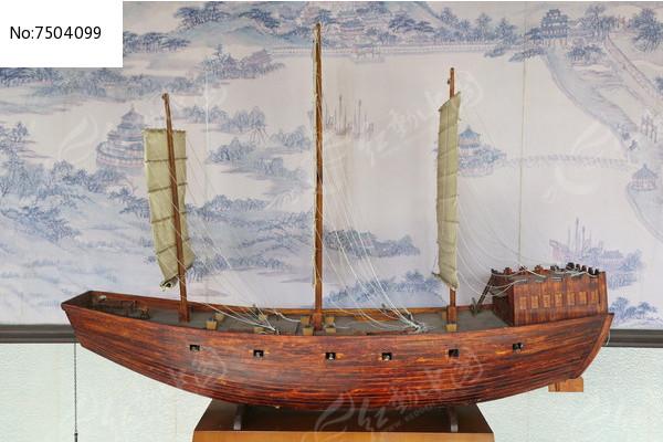 木制帆船模型高清图片下载 编号7504099 红动网图片
