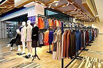 商场服装商品