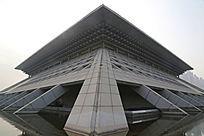 安阳博物馆外景