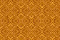金色方格图案