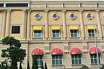澳门威尼斯酒店外观