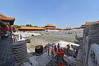 北京故宫风景