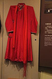 蒙古族女装