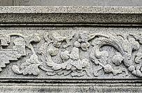 外墙雕刻花纹