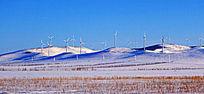 雪野风力发电厂
