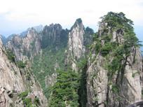 美丽的黄山风景图片